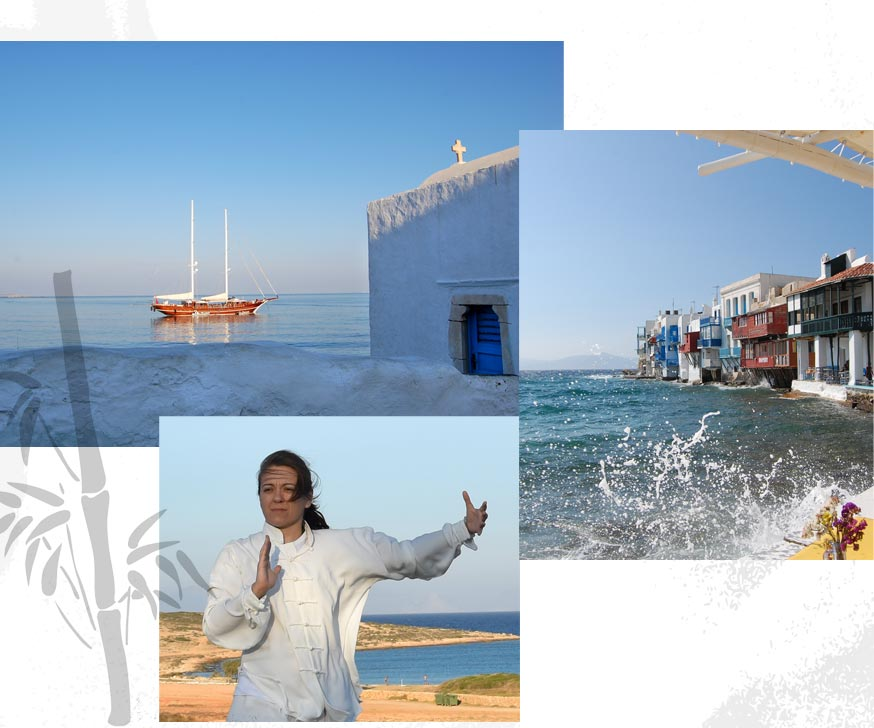 Mykonos Meditation Holidays